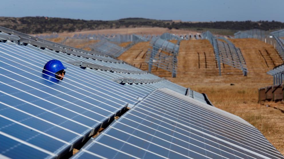La mayor planta fotovoltaica de Europa